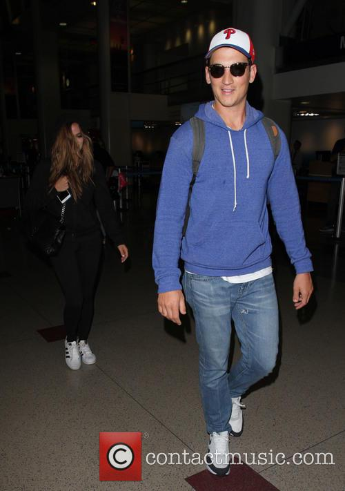 Miles Teller and Keleigh Sperry 5