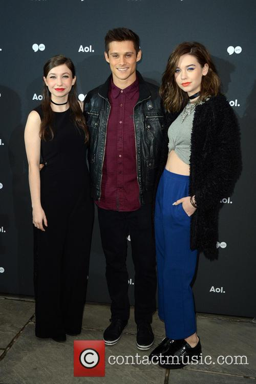 Katelyn Nacon, Tim Granaderos and Amanda Steele 5