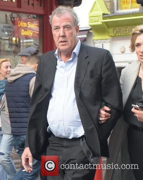 Accidental Wedding Crasher Jeremy Clarkson Ends Up In The Middle Of Danny Dyer's Big Day