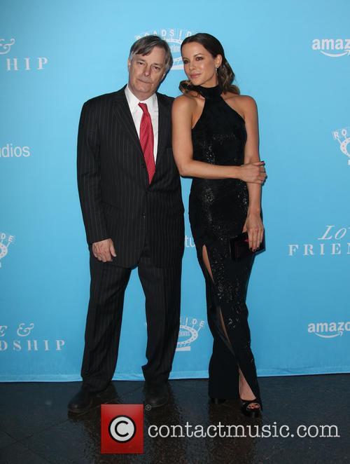 Whit Stillman and Kate Beckinsale 5