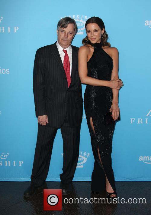 Whit Stillman and Kate Beckinsale 7