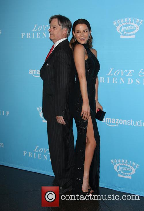Whit Stillman and Kate Beckinsale 11
