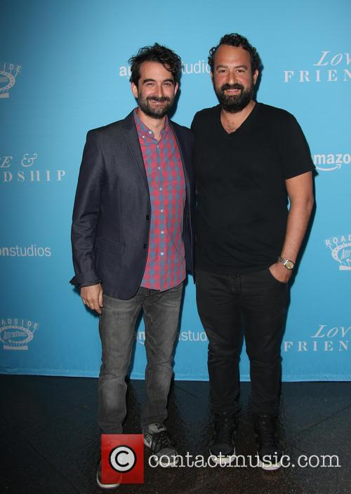 Jay Duplass and Steve Zissis 1