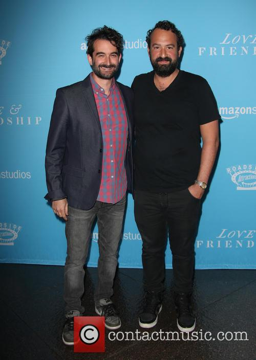 Jay Duplass and Steve Zissis 2