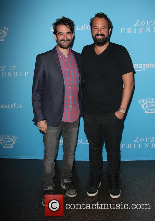 Jay Duplass and Steve Zissis 3