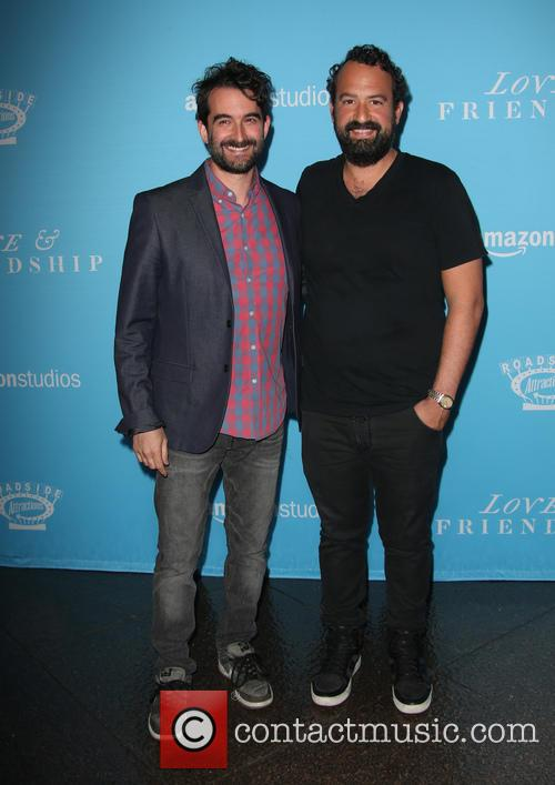 Jay Duplass and Steve Zissis 4