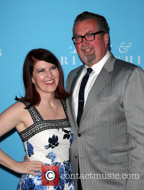 Kate Flannery and Chris Haston 9