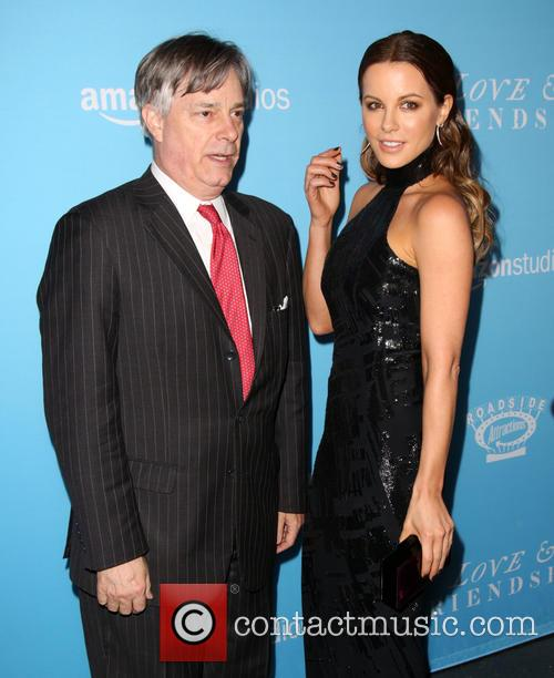 Whit Stillman and Kate Beckinsale 2
