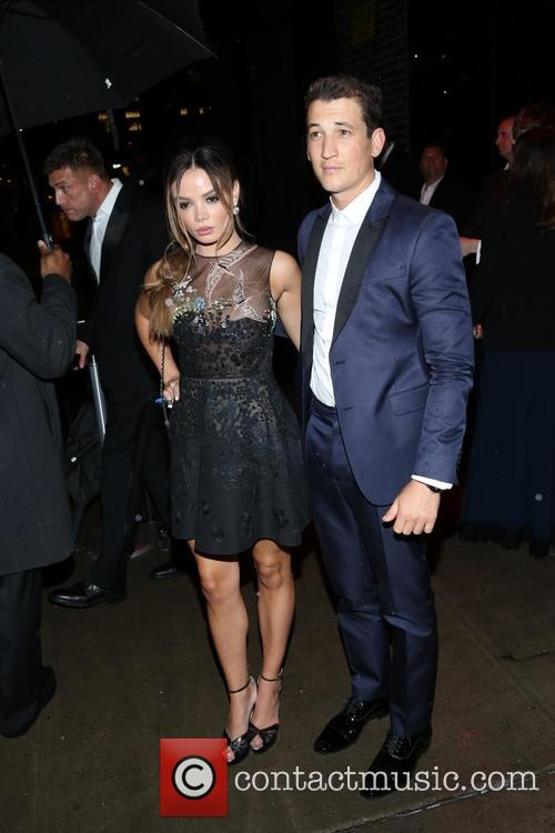 Miles Teller and Keleigh Sperry 3