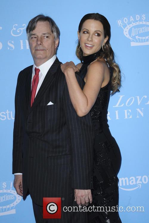 Whit Stillman and Kate Beckinsale 3