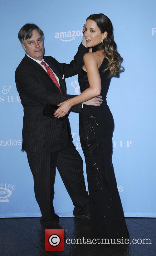 Whit Stillman and Kate Beckinsale 4
