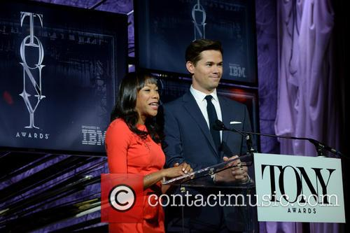 Nikki M James and Andrew Rannells 6
