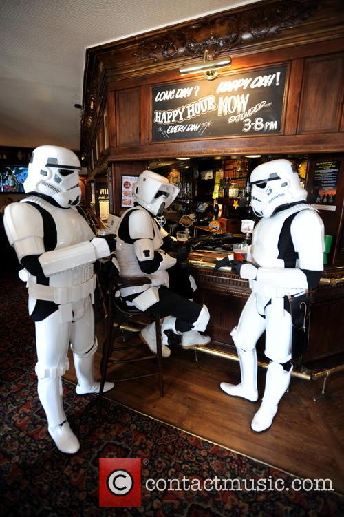 Gloucestershire Trooper Stormtroopers 3