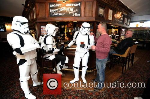 Gloucestershire Trooper Stormtroopers 4