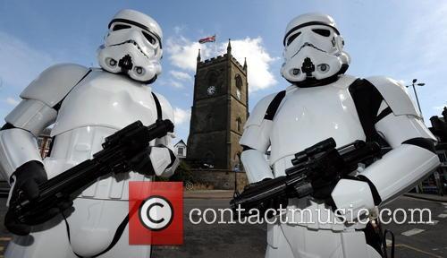 Gloucestershire Trooper Stormtroopers 7