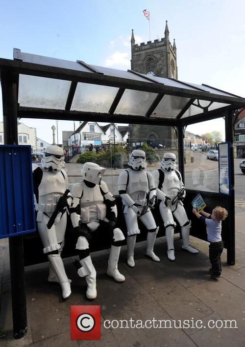 Gloucestershire Trooper Stormtroopers 9
