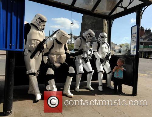 Gloucestershire Trooper Stormtroopers 10