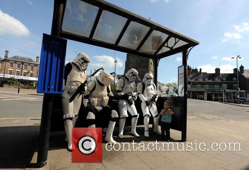 Gloucestershire Trooper Stormtroopers 11