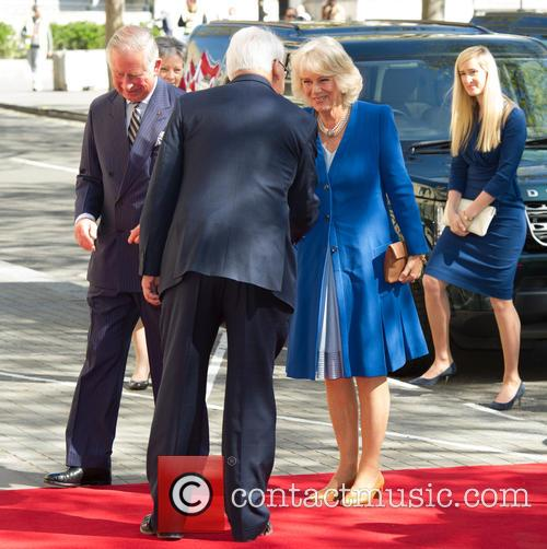 Charles, Prince Of Wales, Camilla, Duchess Of Cornwall and High Commissioner 3