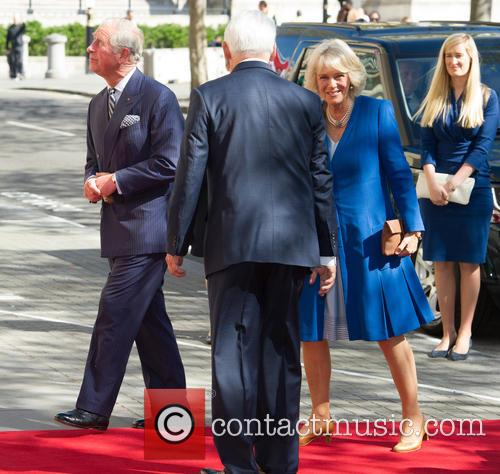 Charles, Prince Of Wales, Camilla, Duchess Of Cornwall and High Commissioner 4