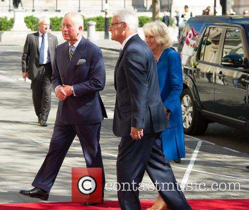 Charles, Prince Of Wales, Camilla, Duchess Of Cornwall and High Commissioner 6