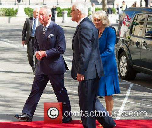 Charles, Prince Of Wales, Camilla, Duchess Of Cornwall and High Commissioner 7