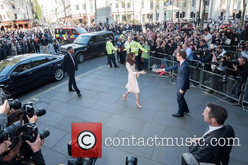 The Duchess Of Cambridge and Kate Middleton 3