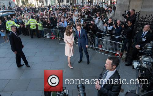 The Duchess Of Cambridge and Kate Middleton 7