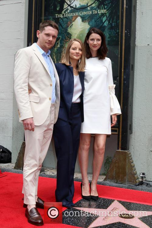 Jodie Foster, Jack O'connell and Caitriona Balfe 10