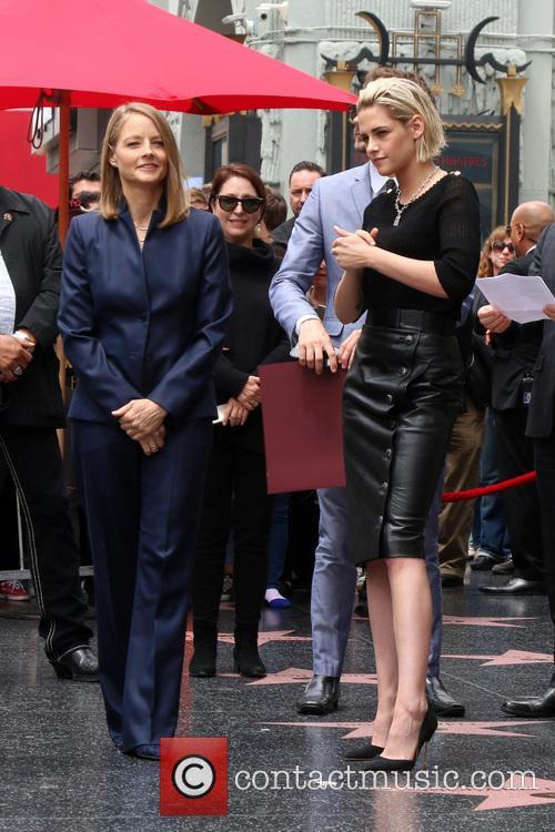 Jodie Foster and Kristen Stewart 11