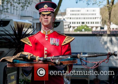 Will Casson-smith, Warrant Officer and First Class Band Master 6