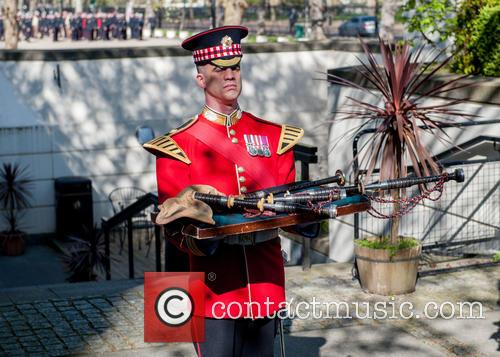 Will Casson-smith, Warrant Officer and First Class Band Master 7