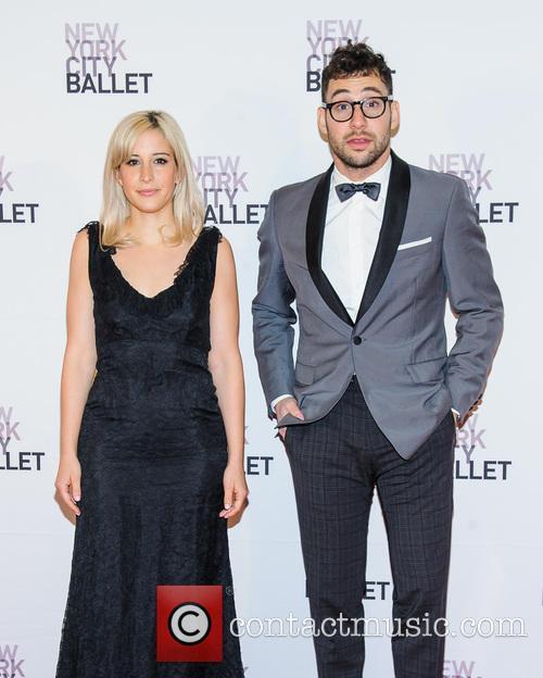 Rachel Antonoff and Jack Antonoff 2