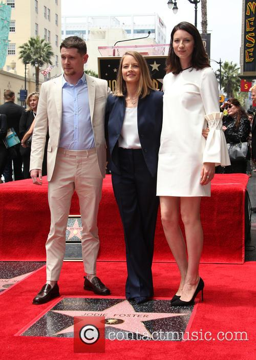 Jack O'connell, Jodie Foster and Caitriona Balfe 2