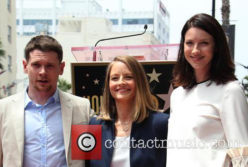 Jack O'connell, Jodie Foster and Caitriona Balfe 3