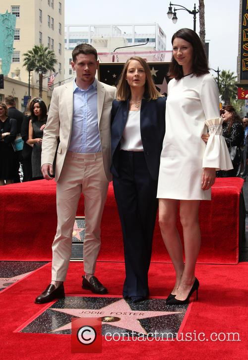 Jack O'connell, Jodie Foster and Caitriona Balfe 4