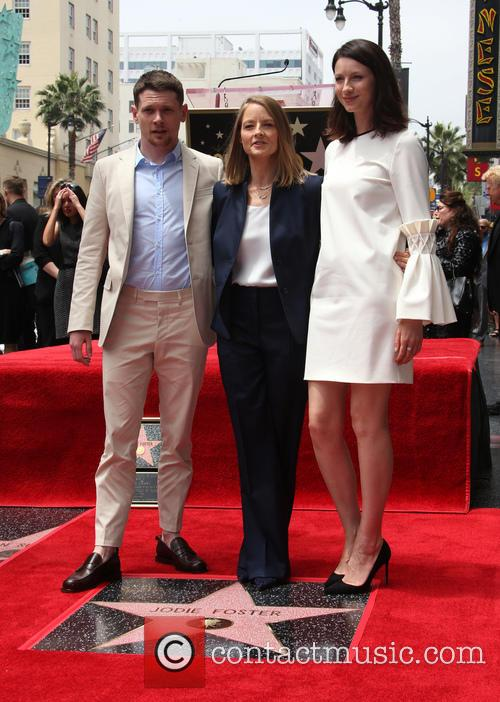 Jack O'connell, Jodie Foster and Caitriona Balfe 5
