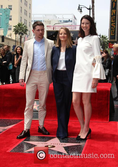 Jack O'connell, Jodie Foster and Caitriona Balfe 7