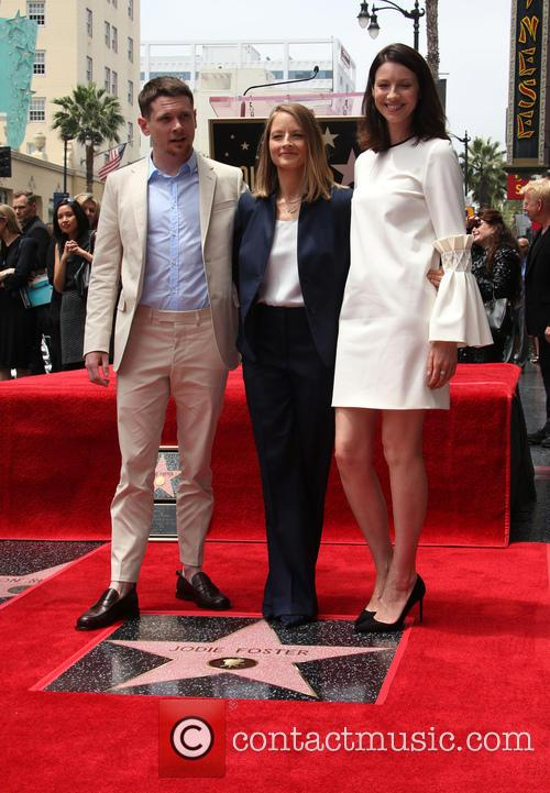 Jack O'connell, Jodie Foster and Caitriona Balfe 8
