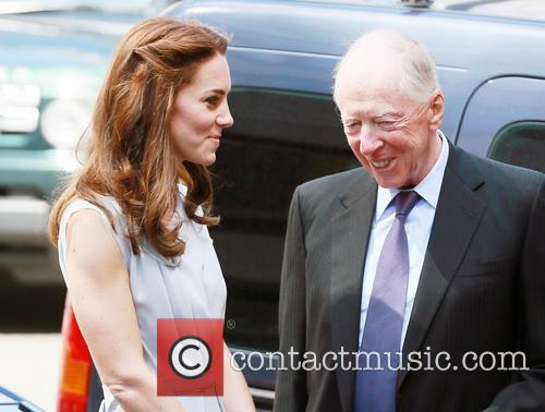 The Duchess Of Cambridge and Kate Middleton 1
