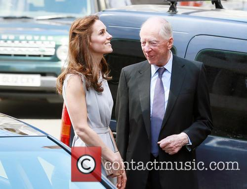The Duchess Of Cambridge and Kate Middleton 2