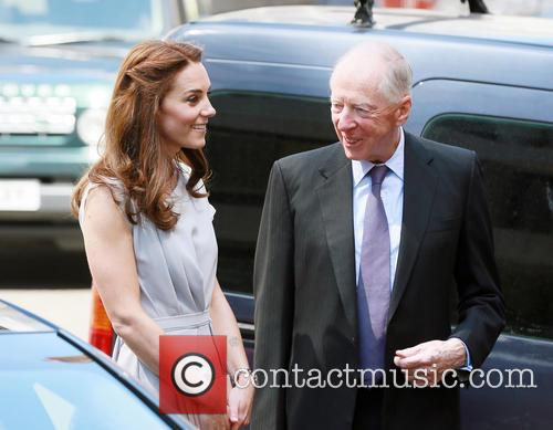 The Duchess Of Cambridge and Kate Middleton 4