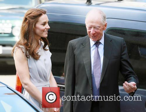 The Duchess Of Cambridge and Kate Middleton 5