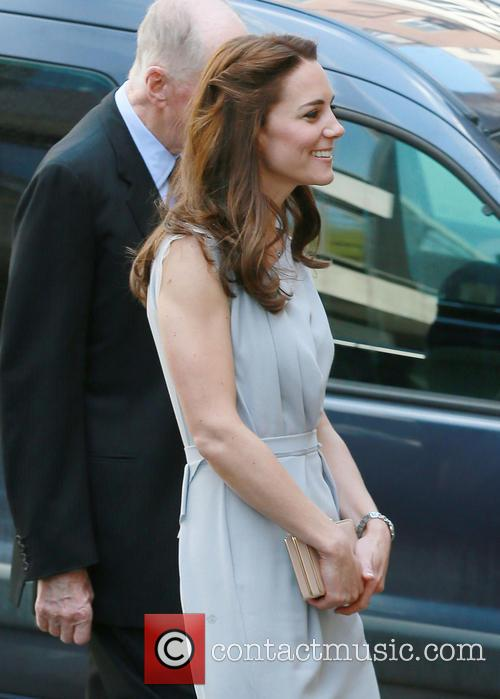 The Duchess Of Cambridge and Kate Middleton 6