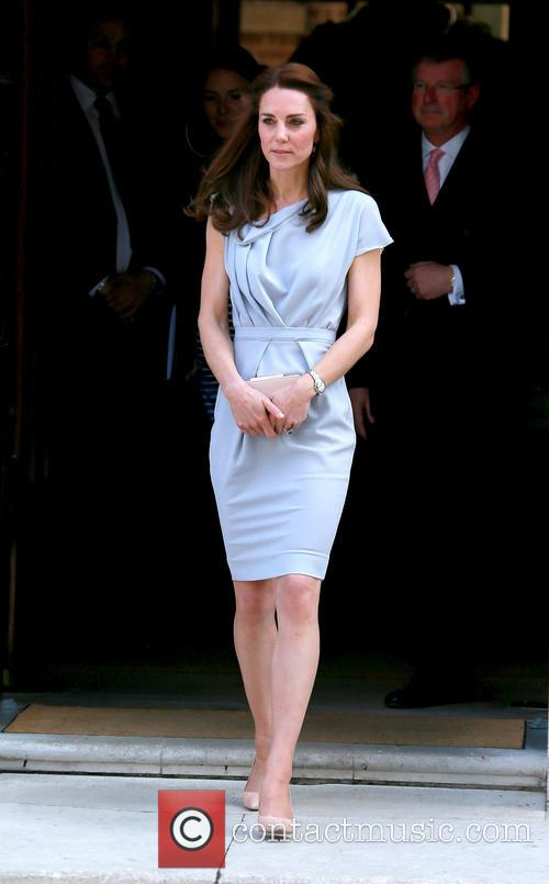 Catherine Duchess Of Cambridge 6