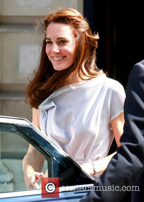 Catherine Duchess Of Cambridge 10