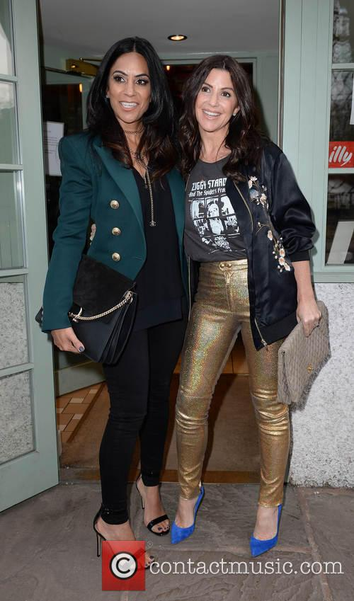 Seema Malhotra and Stacey Forsey 1