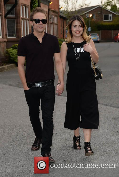 Jack P Shepherd and Lauren Shippey 1