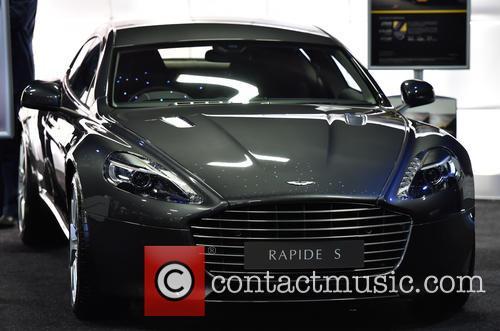Aston Martin, London Motor Show and Kent 1