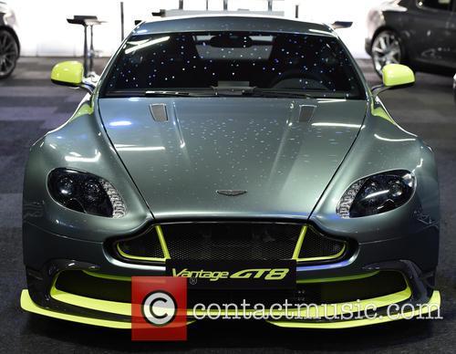 Aston Martin, London Motor Show and Kent 2